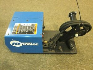 Miller 22a 24v Welding Wire Feeder Free Shipping