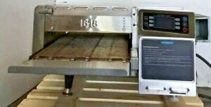Turbo Chef Hhc 1618 Ventless Conveyor Pizza Oven Clean Nice Unit Save