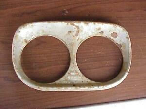 1958 1959 Ford Truck Headlight Door Bezel