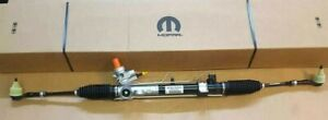 Mopar Power Steering Rack And Pinion Outer Tie Rods For Pt Cruiser