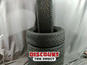 4 Used 275 55r R20 General Grabber Uhp 55r R20 Tires