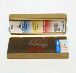 Tag N3j Ic830 Iscar 10 Inserts 1 Factory Pack