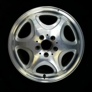 16 Inch Mercedes S320 S420 S500 1996 1999 Oem Factory Original Wheel Rim 65191