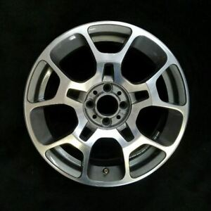 16 Inch Fiat 500 2012 2017 2018 Oem Factory Original Alloy Wheel Rim 61663