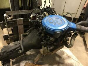 1984 Mazda Rx7 12a Engine And 5 Speed Transmission Complete Runs Great
