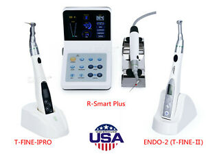 3 Types Dental Endodontic Micromotor Treatment Endo Motor Handpiece Root Canal