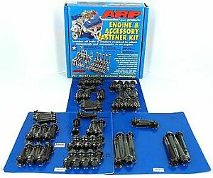 Arp Engine Accessory Fastener Kit 555 9702 Ford 390 428 Fe Series