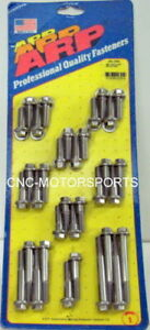 Arp Intake Manifold Bolt Kit 434 2004 Chevy 305 350 Tuned Port