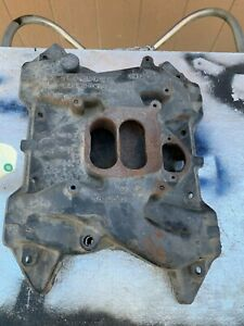 Late 70 Mopar 440 Intake Manifold 71 3512501 Road Runner Cuda Charger Challenger