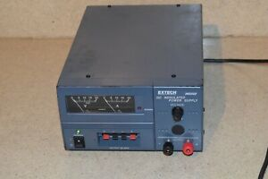 Extech Model 382222 Analog High Current 1 Output Power Supply
