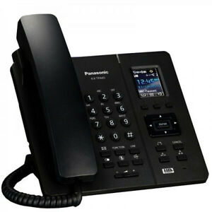 Panasonic Kx tpa65 Desktop Business Phone 1 8 Color Lcd Hd Audio Desk Phone