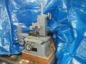 Sanford Mfg Co Surface Grinder 110 Vac 3 X 5 Magnetic Table