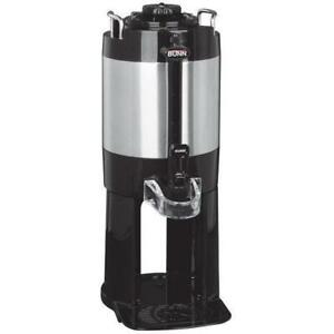 Bunn 44050 0000 Tf 1 5 Gallon Stainless Thermofresh Coffee Server With Attached
