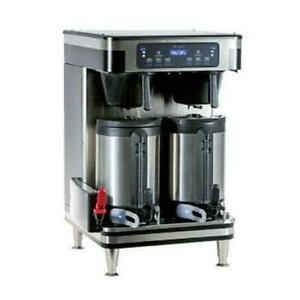 Bunn Icb Infusion Twin Sh Automatic Coffee Brewer 120 240v 51200 0100
