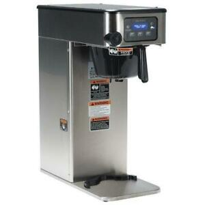 Bunn 53100 0100 Icb dv Tf Infusion Single Automatic Coffee Brewer Dual Voltage