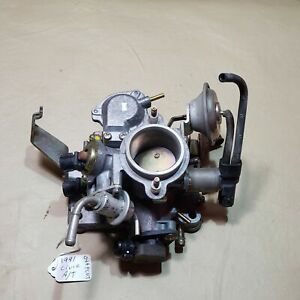 Honda Civic Throttle Body Fuel Injection Tbi Assembly A T 88 89 90 91