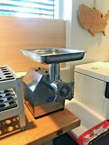 Table Top King Cc12 Chefmate 250 Lb Meat Grinder