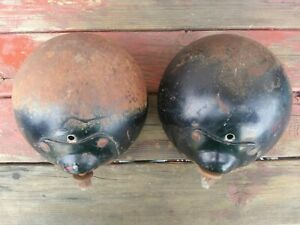 Vintage Guide Tractor Fog Driving Light 6 Pair