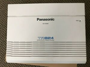 Panasonic Kx ta824 Advanced Hybrid System