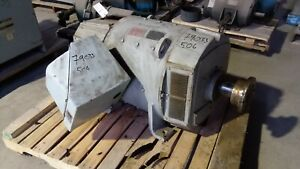 300 Hp Dc General Electric Motor 1750 Rpm 506at Frame Dpfv 500v