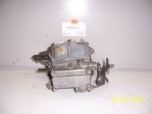 Holley 4 Bbl Carb 1850 3 600cfm Used