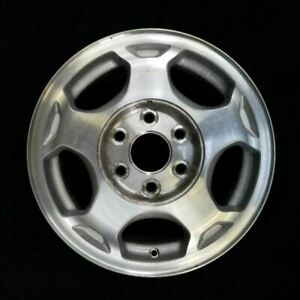 16 Inch Chevy Silverado 1500 Pickup 2003 2007 Oem Factory Alloy Wheel Rim 5154