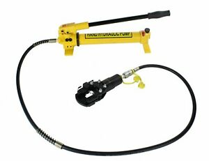 Steel Dragon Tools 40b Acsr And Steel Hydraulic Cable Cutter With 7475h Pump