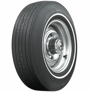 Firestone Wide Oval Bias Ply F70 15 3 8 Ww quantity Of 1
