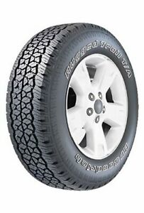 Pair 2 Bfgoodrich Rugged Trail T A Tires 265 70 16 Radial Wht Letter 73986