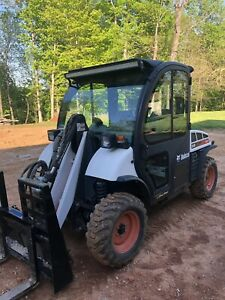 2009 Bobcat Toolcat 5610 With Low Hours
