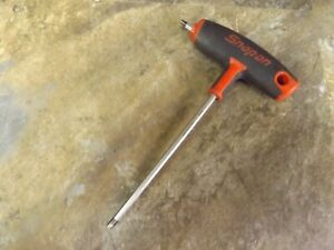 Snap On T Handle Allen Wrench Awsg 3 16