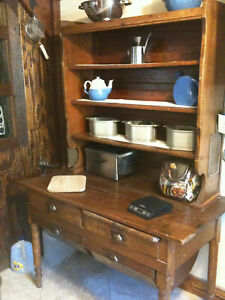 Antique Possum Belly Baker S Cabinet Great Vintage Look For Your Home Look