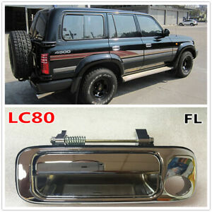 Front Left Door Handle Trim For Toyota Land Cruiser Lc80 4500 1991 1997 92 93 94