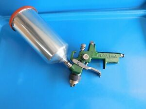 Used Sata Jet Nr92 Spray Gun With Cup 1 5 Tip Made In Germany