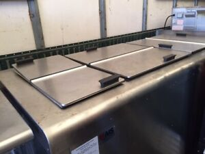 Nelson Manufacturing Bd 10 se Ice Cream Or Dessert Freezer