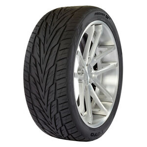 Toyo Proxes S t Iii 255 55r18xl 109v quantity Of 2