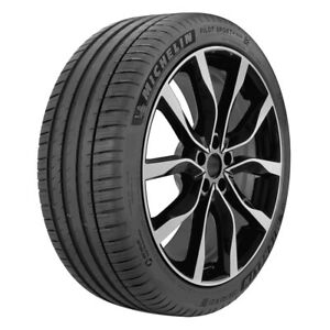 Michelin Pilot Sport 4 Suv 255 55r20xl 110y Quantity Of 2