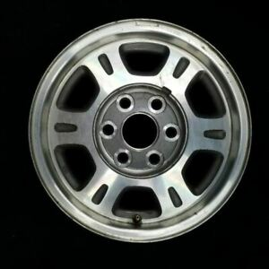 16 Inch Gmc Sierra 1500 Pickup Yukon 1999 2002 Oem Factory Alloy Wheel Rim 5077