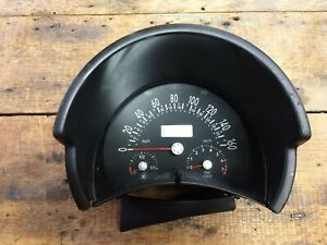 Speedometer Instrument Cluster Dash Panel Gauge 1998 1999 2000 Beetle