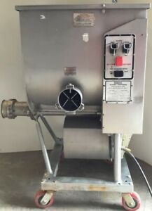 Hobart Meat Grinder mixer 4346 Excellent Condition Foot Pedal