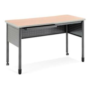 Ofm Mesa Series Model 66151 Standing Height Training Table And Desk With