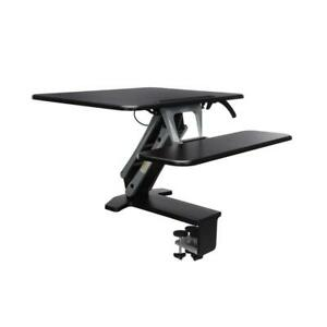 Ofm Model 5200s Height Adjustable Sit to stand Small Workstation Black