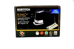 Bostitch Impulse 45 Sheet Electric Stapler Value Pack Double Heavy Duty