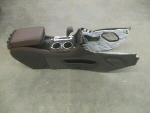 2013 Buick Enclave Center Floor Console W Automatic Shifter Oem Lkq