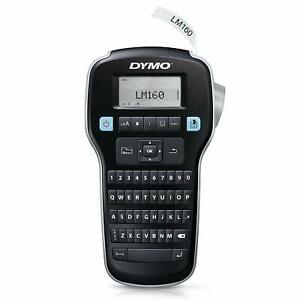Dymo Label Maker Labelmanager 160 Portable Label Maker Easy to use One touch