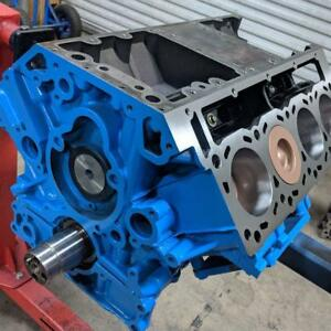 Completely Remanufactured Ford 6 0 6 0l Powerstroke Short Block 2003 2007