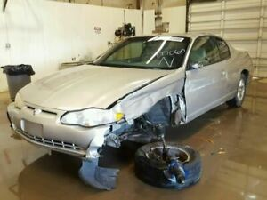 Console Front Floor Fits 00 05 Monte Carlo 545761