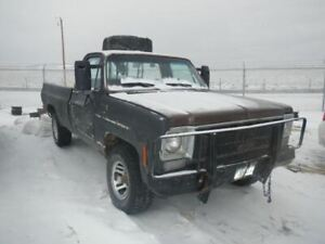 Manual Transmission 4 Speed 4wd Fits 73 84 Chevrolet 30 Pickup 560475