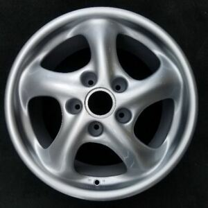 17 Inch Porsche 911 1999 2001 Oem Factory Original Alloy Wheel Rim 67243