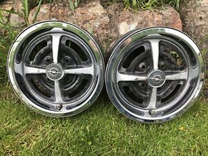 Opel Gt Wheels 1966 72 Rims 13x5 4on4